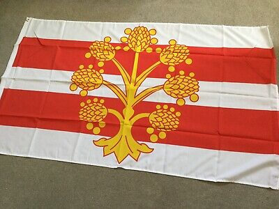 WESTMORLAND FLAG 5' x 3' Cumbria County Cumberland Cumbrian Lake District Lakes