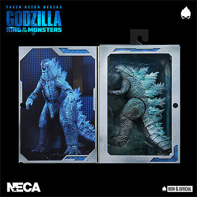 NECA - GODZILLA Version 2 King of the Monsters 2019 [Pre-Order] •NEW & OFFICIAL•