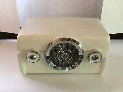 Antique 1949 Crosley Radio Dashboard Tube Radio Vintage