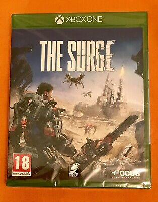 The Surge Xbox One Game (BRAND NEW SEALED) LAST 7 IN STOCK