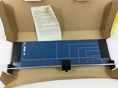 """Dahle 508 Personal Rolling Trimmer Cutting Tool Paper School Scrapbooking 18"""""""