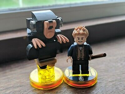 lego dimentions xbox one fantastic beasts set, excellent condition