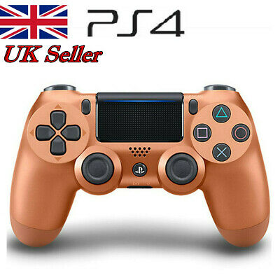PS4 DualShock 4 Wireless Bluetooth Game Controller for Sony PlaySation 4 Bronze