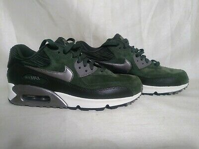 Details about NIKE Air Max Thea Premium Sneakers Carbon Green 616723 304 Women's Size 10
