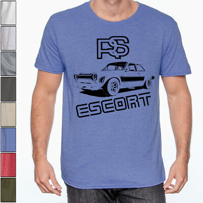 1980/'s Retro Inspired T-shirt RS Fast Track Day Car Gildan Cossie Gift