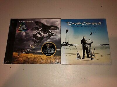 David Gilmour Live Selections From On An Island Live Promo CD Lot Pink Floyd