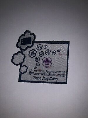 22nd World Scout Jamboree Mondial Suede Sweden Home Hospitality
