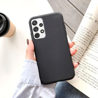 For Samsung Galaxy Note 10 Plus 5G Ultra Thin Matte Silicone Soft TPU Case Cover