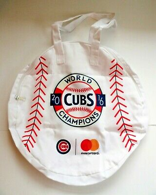 Chicago Cubs Youth Baseball Tote Bag Sga 8/6/17 New In Bag!