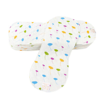 Baby Reusable Cloth Diapers Washable Diaper Pad Babies Use Product Diaper Pad SH