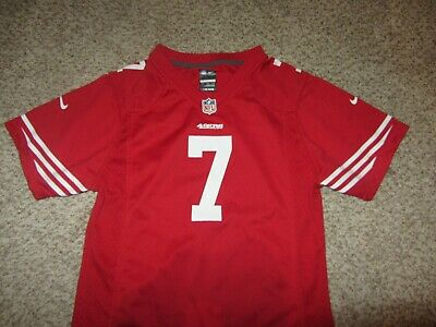 finest selection 4b0a7 97162 55) SAN FRANCISCO 49ers COLIN KAEPERNICK nfl Jersey YOUTH ...