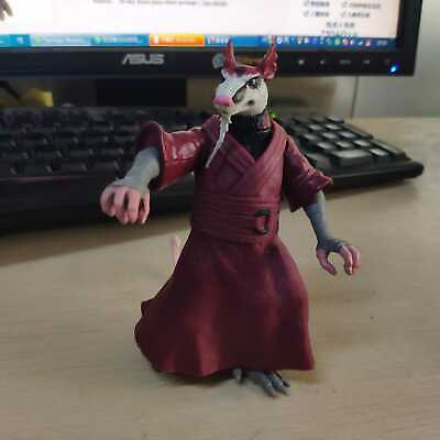 "TMNT Nickelodeon Splinter 4"" Figure Teenage Mutant Ninja Turtles 2012"