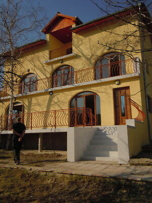 Bulgarian Bulgaria Varna house 389 sqm new 20 km to the sea May do pay monthly