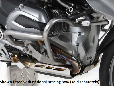 BMW R1200GS LC (From 2013) Engine Guard - Silver BY HEPCO AND BECKER