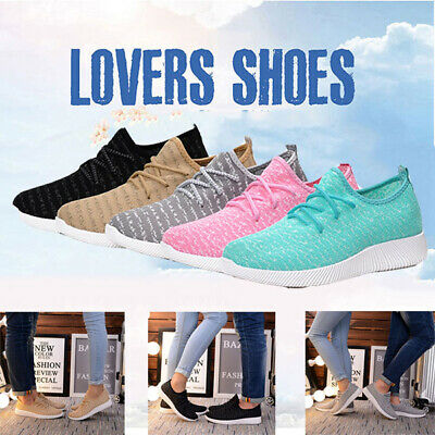 Women's Fashion Breathable Sneakers Running Athletic Light Shoes Casual Comfort