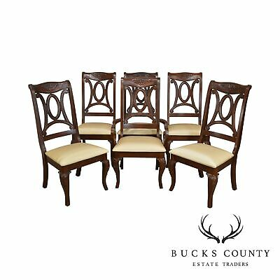 Brilliant Andre Originals Regency Directoire Style Set Of 6 Dining Pabps2019 Chair Design Images Pabps2019Com