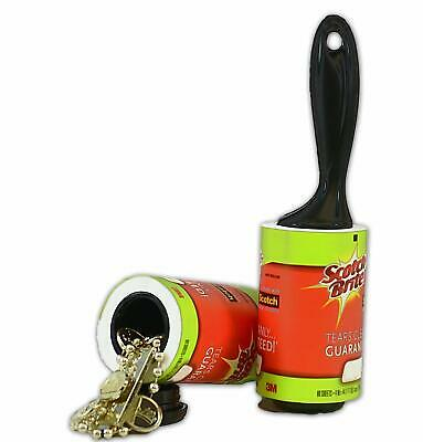 scotch brite lint roller-Hidden Diversion Safe secret stash can -Stash Spot!!