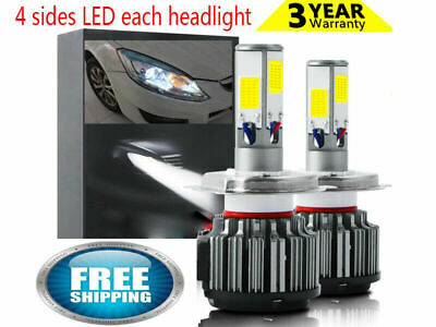 H7 H4 H11 LED Ampoule CREE Voiture Feux Phare Lampe Headlight Xénon Blanc 6000K