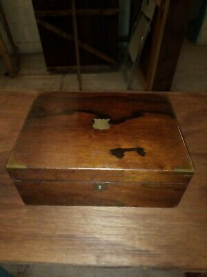 19th century Writing Slope Box