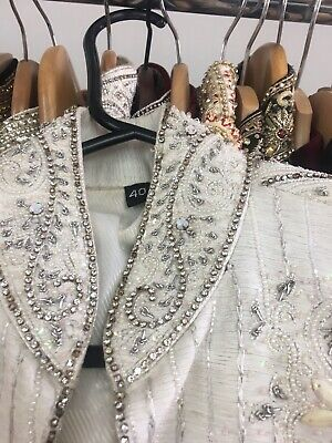 Used Mens Wedding Sherwani | Size:40 No Reserve