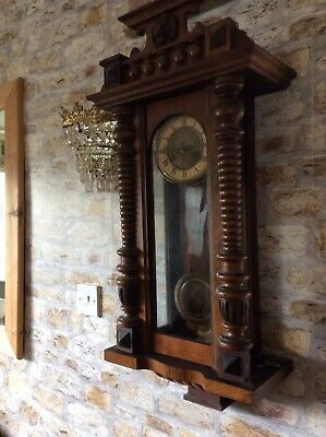 antique vienna wall clock/52ins X11ins,quality
