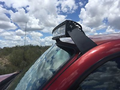 """For 95-04 TOYOTA Tacoma 42""""inch Straight Curved LED Light Bar Roof Mount Bracket"""