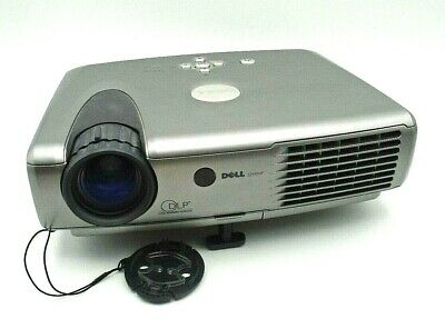 Dell 3200MP DLP Multimedia Home Theater HD Front Projector