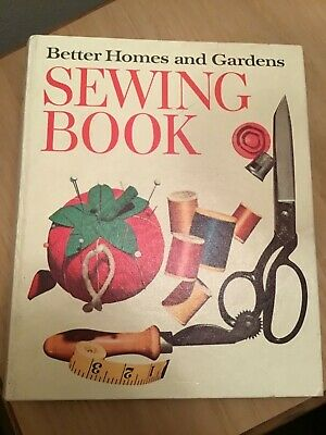 Better Homes And Gardens Sewing Book 1970 Binder Excellent Meredith Corp 2nd Ed