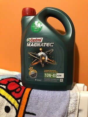 Castrol magnetic 10W-40 Synthetic Engine Oil 2ltr