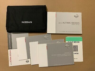 2013 Nissan Sentra Owners Manual >> 2013 Nissan Sentra Owners Manual Set With Navigation Book