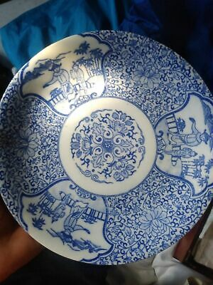 Antique Handpainted Chinese Plate - Very Old!!! Beautiful!!!