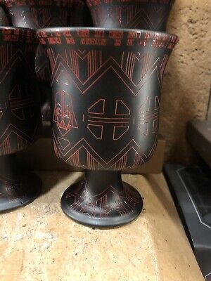 Disneyland Galaxys Edge Star Wars Land Darth Vader Mug Chalice Ceramic New