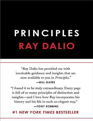 Principles: Life and Work 2017 by Ray Dalio (E-B0K&AUDI0  E-MAILED) #21