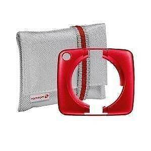 TOMTOM Cosmetic Cover Skin & Bag - Red ( P/N: 9UUA.001.08 ) k