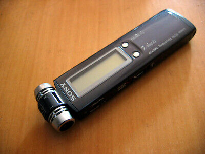 Sony ICD-SX750 Digital Flash Voice Recorder for Speaking Voice Portable