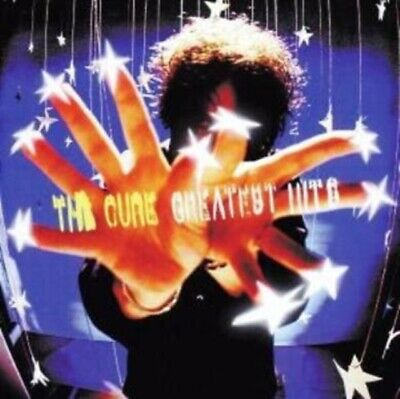 CURE - Greatest Hits CD *NEW & SEALED*