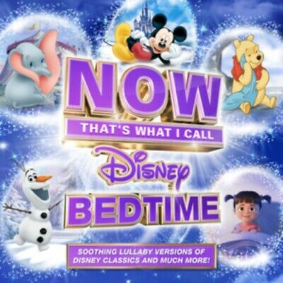 VARIOUS ARTISTS - Now Thats What I Call Disney Bedtime CD *NEW