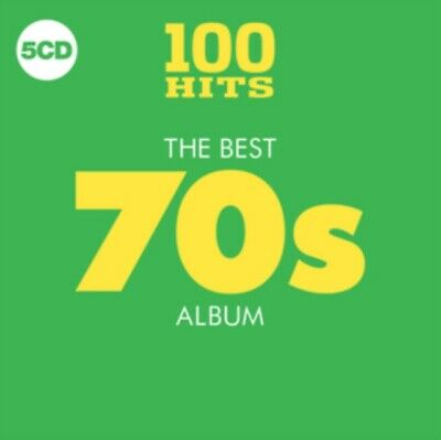 VARIOUS ARTISTS - 100 Hits - Best 70s Album CD *NEW & SEALED*