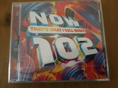 Now Thats What I Call Music 102  Cd Sealed