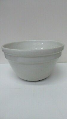 Antique Unmarked Hoffman ? Australian Pottery Melbourne Mixing Bowl
