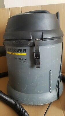 Karcher Nt27/1 Professional  Wet And Dry Vacuum Cleaner. Good Working Condition.