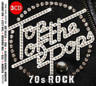 Top Of The Pops 70's Rock CD *NEW & SEALED*