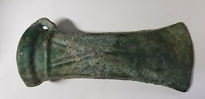 Bronze Age Looped and Socketted  Axehead Early 1st Millennium BC