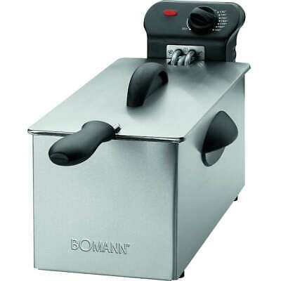 Bomann Fr 2264 Calzones Inox Fritteuse 3L Friteuse Friteuse Couvercle 51205997