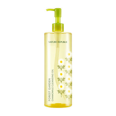 [NATURE REPUBLIC] Forest Garden Chamomile Cleansing Oil / Korean Cosmetics