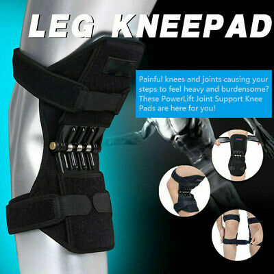 Power Knee Stabilizer Pads Powerful Rebound Spring Force Support Knee Pa