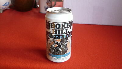 Old Australian Beer Can, Sa Brewing West End Broken Hill Dry Beer