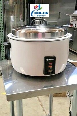 NEW 55 Cup Commercial Rice Cooker Warmer Cooler Depot Model WRC55 NSF