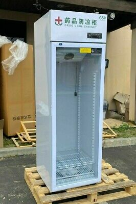"NEW 64"" Medical Cooler Pharmacy 6 Cu. Ft. Lab Clinic Medicine Refrigerator GM1"
