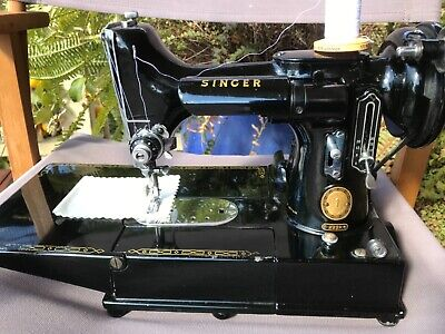 Singer Featherweight 222k with 3 months warranty completely refurbished